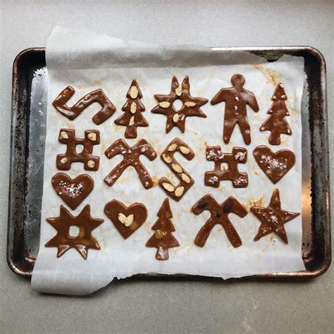 Ziemassvētku gardumi: Piparkūkas