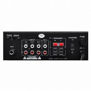 Amplificateur De Son : mini amplificateur de son st r o 2 x 40 watts avec des ~ Melissatoandfro.com Idées de Décoration