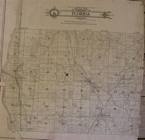parke county indiana  atlas