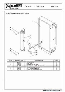 Manitou Mlt 732 Turbo B E2 Set Of Pdf Repair Manuals Download