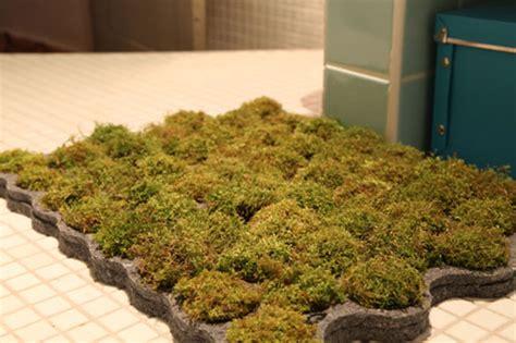 moss shower mat moss bathroom mat