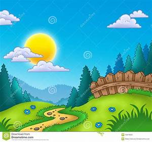 Landscape Clipart - Clipart Suggest