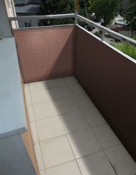Balkon Sichtschutz Folie by Balkon Balkon Sichtschutz Rattan Chongqingschool