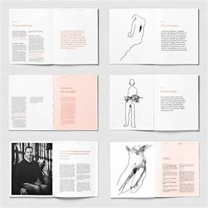 8 Best Photos of Graphic Design Book Layout