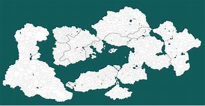 Map Custom Cyberpunk Deviantart Nation Regions Region