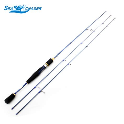 ultra light fishing rod aliexpress com buy cheap ul spinning rod 2 6g lure