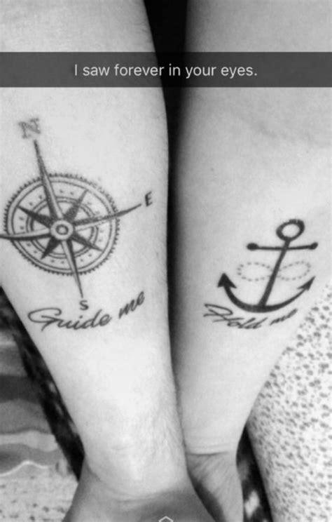 50 Best Couples Tattoos Ever   herinterest.com/