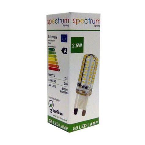 g9 led 2 5w ebay