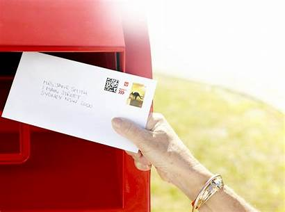 Stamp Letters Write Letter Mail Stamps Australia