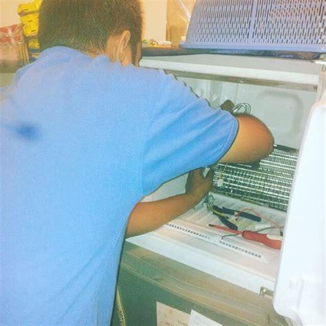 zali baiki mesin basuh  baiki peti sejuk