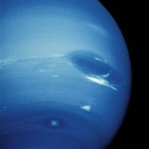Voyager 2 Image Of Neptune Photograph by Nasa