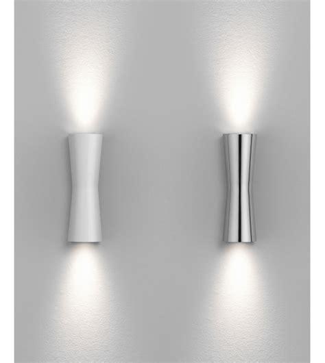 illuminazione indoor clessidra indoor lada da parete flos milia shop