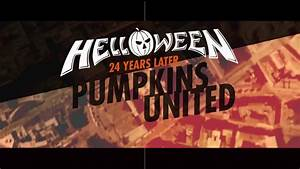 Helloween - Pumpkins United World Tour 2017    2018