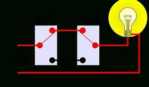 3 Way Switch Single Pole Wiring Diagram