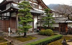 Plan Maison Japonaise : la maison traditionnelle japonaise ~ Melissatoandfro.com Idées de Décoration