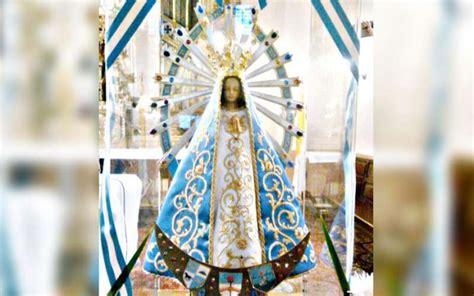 En el Día de la Virgen de Luján, transmitirán en vivo la ...