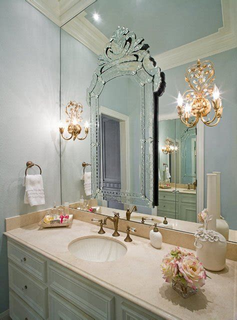 glam bathroom ideas at cottage bathroom