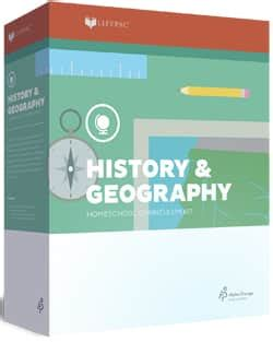 45685 Alpha Omega Publishing Coupon Code by Lifepac History Geography Gr 1 6 L Post Homeschool