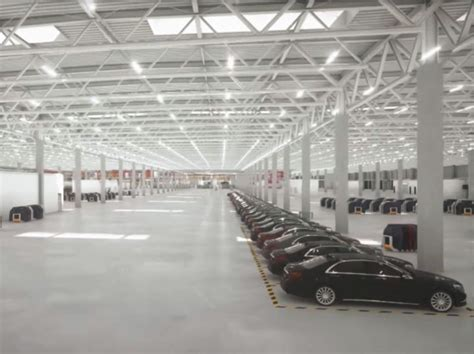 mercedes factory   car production   bleeding
