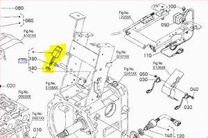 Kubota L3400 Hst Parts Diagram