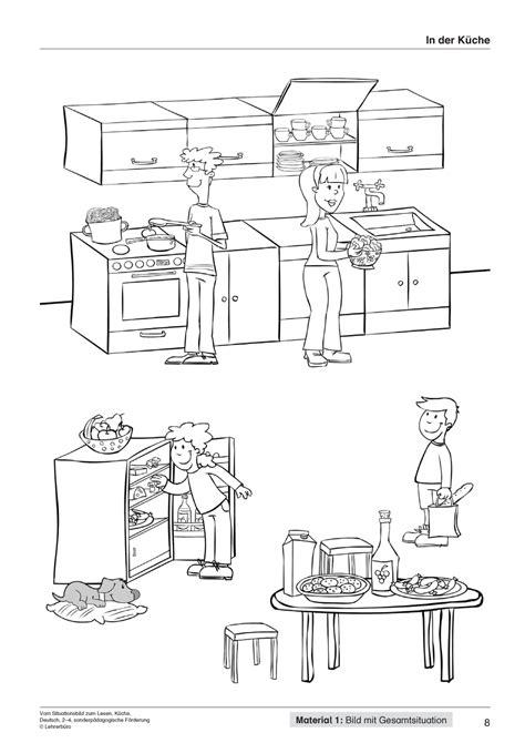 Unfallgefahren In Der Küche by Arbeitsbl 228 Tter 183 Sonderp 228 Dagogik 183 Lehrerb 252 Ro