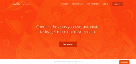 zapier busy success less story