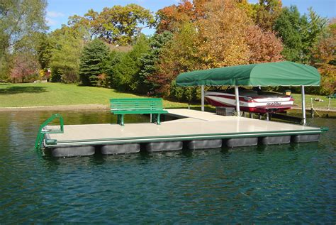 Floating Boat Dock Pics by Boat Docks Gallery Docks Made In Michigan
