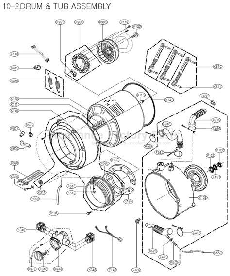solucionado lavadora lg inverter modelo wfs1738ekd error te yoreparo