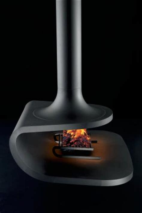 ceiling mounted fireplaces  coolest ceiling fireplace