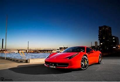 Ferrari 458 Wallpapers Sky 4k Bridge Italia