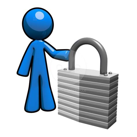 Security Clip Art Free Clipart Images