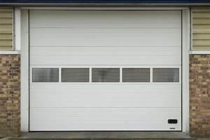 Porte Garage Sectionnelle Avec Portillon : porte de garage sectionnelle avec portillon altys ~ Melissatoandfro.com Idées de Décoration
