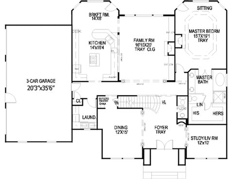 georgian floor plans georgian house plans georgian house plans lewiston 30
