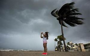 People Are Risking Their Lives During Hurricane Irma For