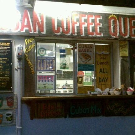 La creperie ($$) coffee shop, french • menu available. Photos at Cuban Coffee Queen - Coffee Shop in Key West