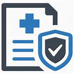 Policy Icon Insurance Clipart Health Transparent Medical