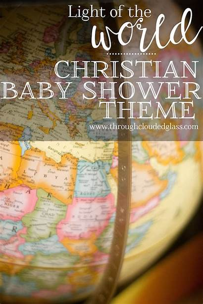 Christian Shower Theme Themes Through Glass Boy