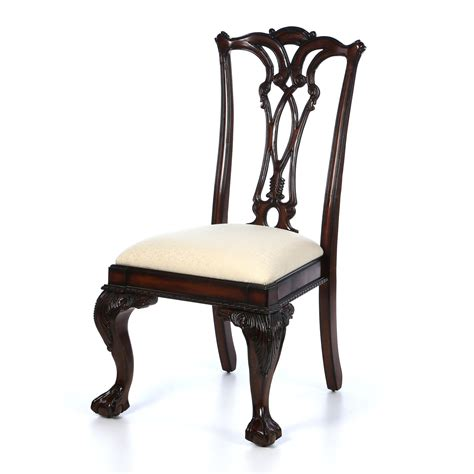 hooker furniture bedford row ball claw desk chair