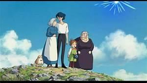 Howl's Moving Castle - Studio Ghibli Movies