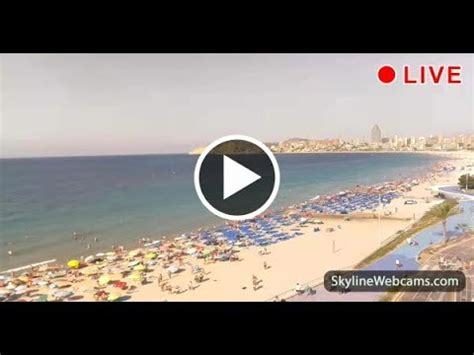 Live Web by Live From Benidorm Spain