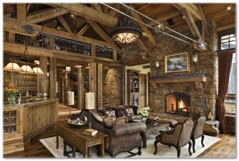 Rustic Country Home Decor Ideas 1 Amazing Design Trend