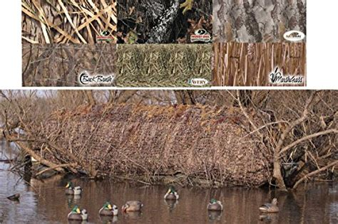 Avery Duck Boat Blind Plans by Avery Set Blind Frame Build The Duck Boat
