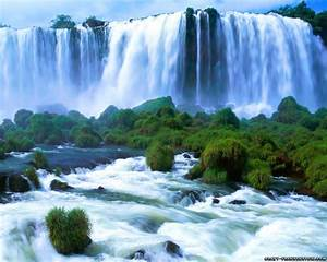 Amazing Waterfall Nature Wallpaper To Download | HD Nature ...