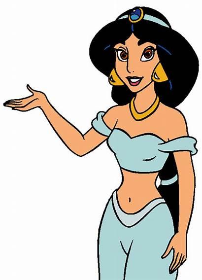 Disney Clipart Jasmine Princess Clip Cliparts Channel
