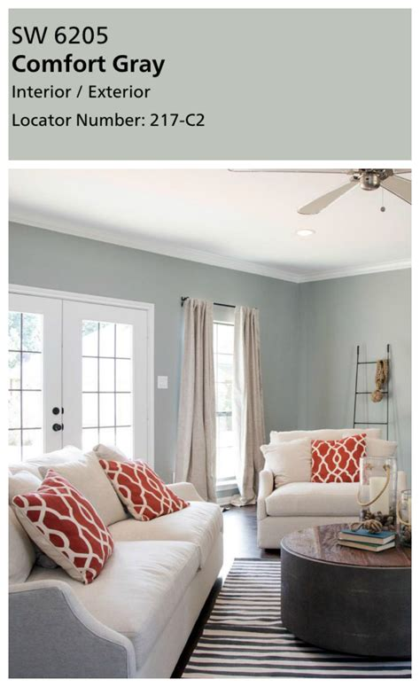 fixer inspired whole house color schemes sherwin williams comfort gray comfort gray and