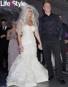 Kim zolciak shows off 16000 bridal jumpsuit for Kim zolciak wedding dress