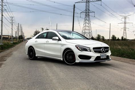 mercedes benz cla amg review