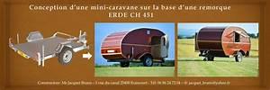 Fabriquer Mini Caravane : mini caravane de type teardrop bois le bouvet ~ Melissatoandfro.com Idées de Décoration