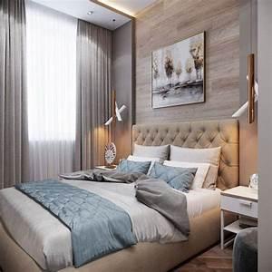 33, Inspiring, Elegant, Small, Bedroom, Decor, Ideas, You, Must