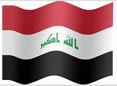 Animated Iraq flag Country flag of abFlagscom gif